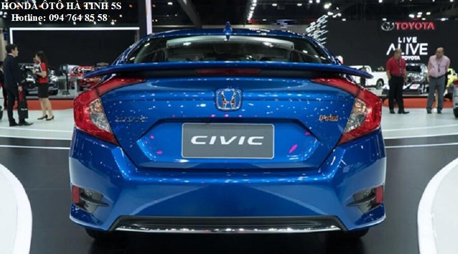 Honda Civic nhập khẩu mới - Honda Ôtô Hà Tĩnh 5S - Hotline: 0947648558 - Hình 10