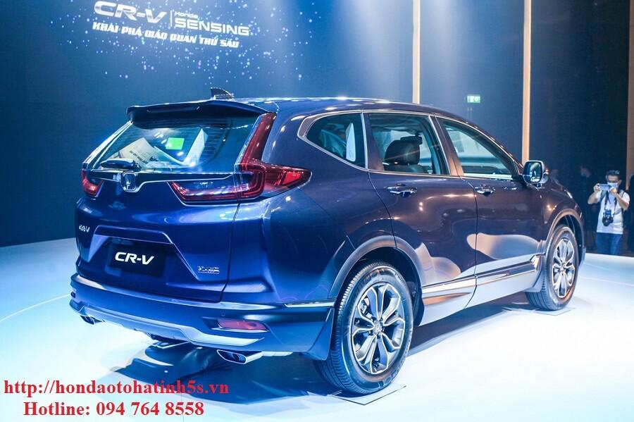 Honda CRV mới - Honda Ôtô Hà Tĩnh 5S - Hình 11