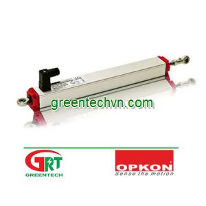 10 kΩ, 4 - 20 mA | ELPM | Linear position sensor | Cảm biến vị trí tuyến tính | OPKON Vietnam
