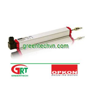 10 kΩ, 4 - 20 mA | ELPT | Linear position sensor | Cảm biến vị trí tuyến tính | OPKON Vietnam