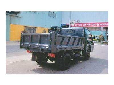 Xe ben Hyundai TMT Daisaki 2 m3 Euro 4