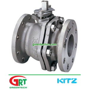 10UTB Size 80A | Kitz 10UTB Size 80A | Van bi Kitz 10UTB | Stainless Steel Bal Valve | Kitz Vietnam