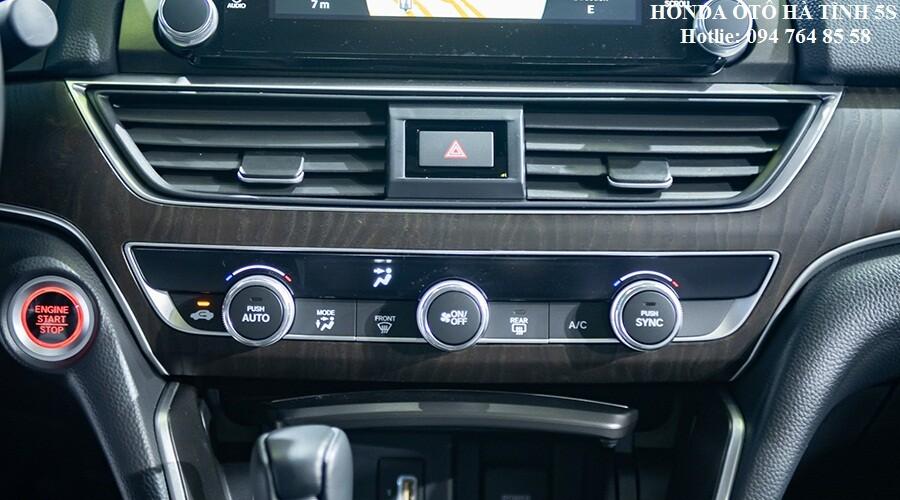 Honda Accord 1,5 lít turbo tăng áp nhập khẩu mới - Honda Ôtô Hà Tĩnh 5S - Hotline: 0947648558 - Hình 11