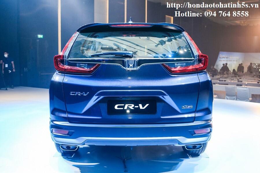 Honda CRV mới - Honda Ôtô Hà Tĩnh 5S - Hình 12