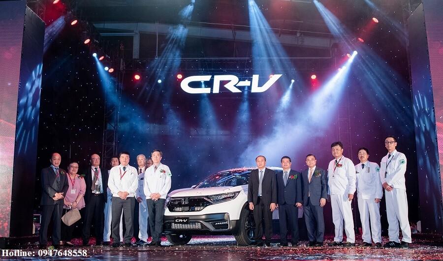 Honda Việt Nam tổ chức Lễ xuất xưởng Honda CR-V 2020 - Honda Ôtô Hà Tĩnh 5S - Hình 4