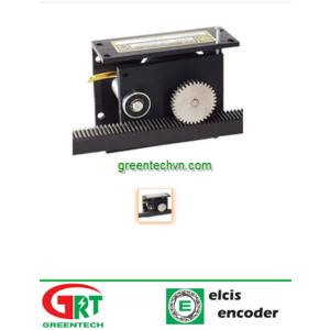 110C | Elcis linear encoder | bộ mã hóa tuyến tính | linear encoder | Elcis ViệtNam