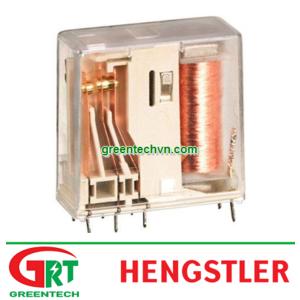 110VDC electromechanical relay RBS | Hengstler | Rờ le cơ điện DC RBS 110 VDC | Hengstler Vietnam