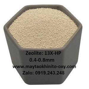 HẠT TẠO KHÍ OXY ZEOLITE 13X-HP (0.4-0.8mm)