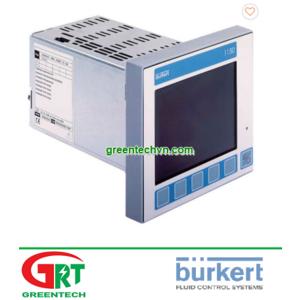 1150 | Burkert 1150 | Bộ điều khiển đa năng Burkert 1150 | Burkert Việt Nam