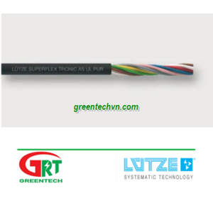 117243   Data electrical cable   Cáp điện dữ liệu   Lutze Việt Nam
