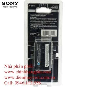 Pin (battery) máy quay Sony NP-F970 L-Series Info-Lithium (6300mAh) chính hãng original