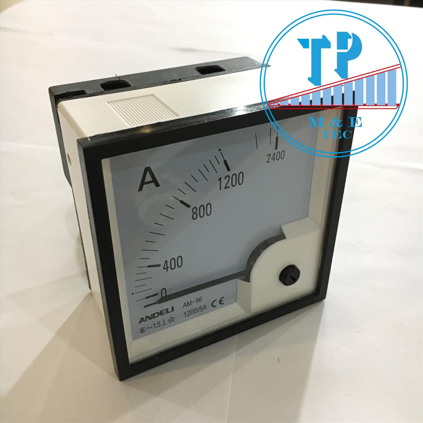 Đồng hồ Ampe 1200/5A