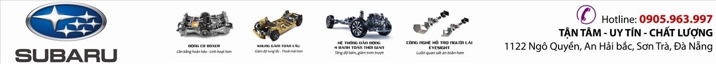 Subaru Đà Nẵng