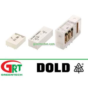12VDC electromechanical relay | Dold | rờ le cơ điện 12VDC | Dold Vietnam