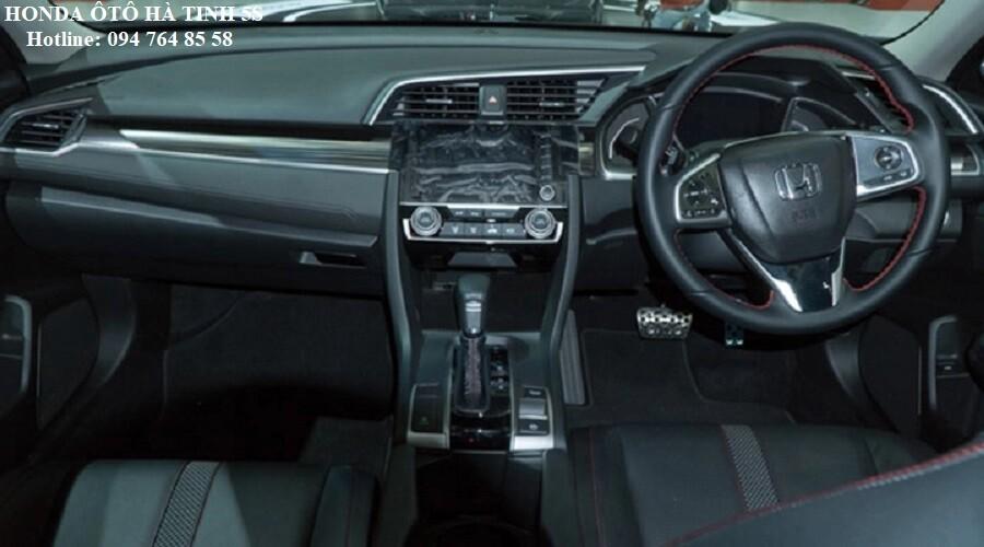 Honda Civic nhập khẩu mới - Honda Ôtô Hà Tĩnh 5S - Hotline: 0947648558 - Hình 13
