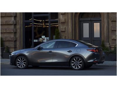 Mazda 3 1.5L Luxury 2020