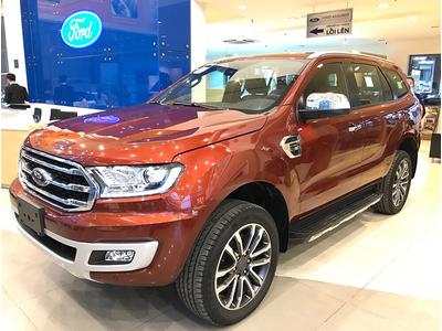 13 phụ kiện dành cho xe Ford Everest
