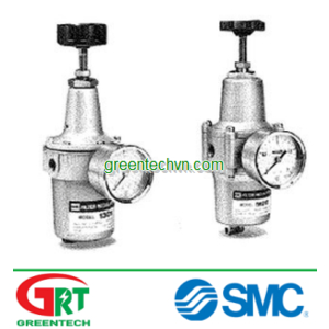 Filter filter-regulator 1/4, 0.02 - 0.5 MPa, 5 µm   1301/IW   SMC Vietnam  