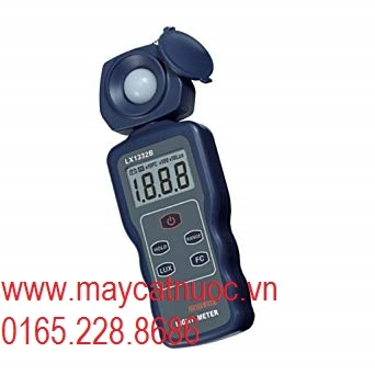 Máy đo cường độ ánh sáng đèn LED LX1332B