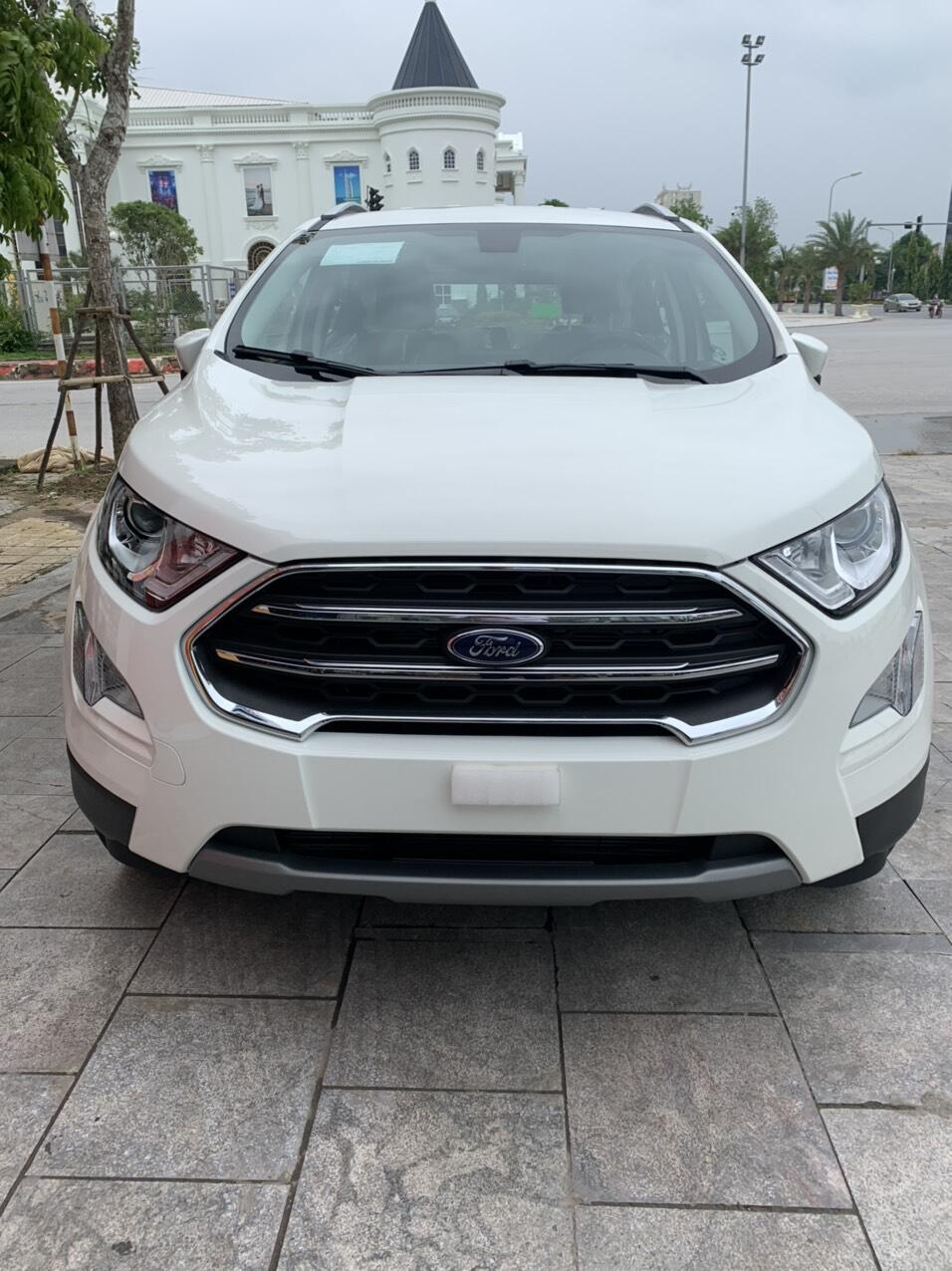 Ford Ecosport 1.0L AT Ecoboost 2021