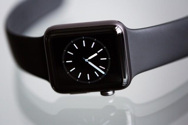 Apple Watch SR3, 42mm, viền nhôm , dây màu đen