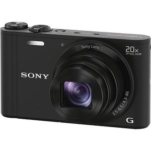 Máy ảnh Sony Cyber-shot DSC-WX300 Wifi Digital Camera (Black)