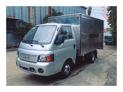 Xe tải JAC 990 Kg thùng kín Euro 4 - JAC 1025/X99 TK