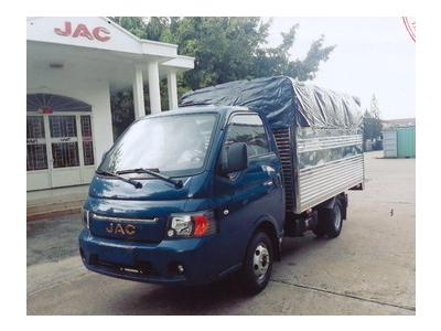 Xe tải JAC 1,5 tấn thùng bạt Euro 4 - JAC 1025/X150 TB