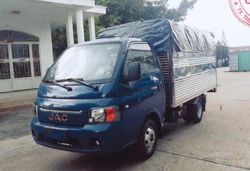 Xe tải JAC 990 Kg thùng bạt Euro 4 - JAC 1025/X99 TB