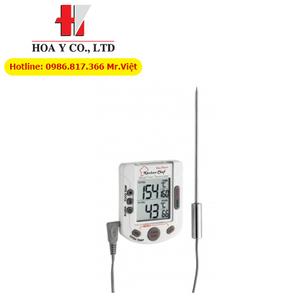 Nhiệt kế điện tử đo nhiệt độ tủ sấy lò nướng Dostmann