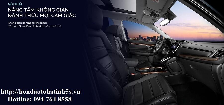 Honda CRV mới - Honda Ôtô Hà Tĩnh 5S - Hình 15