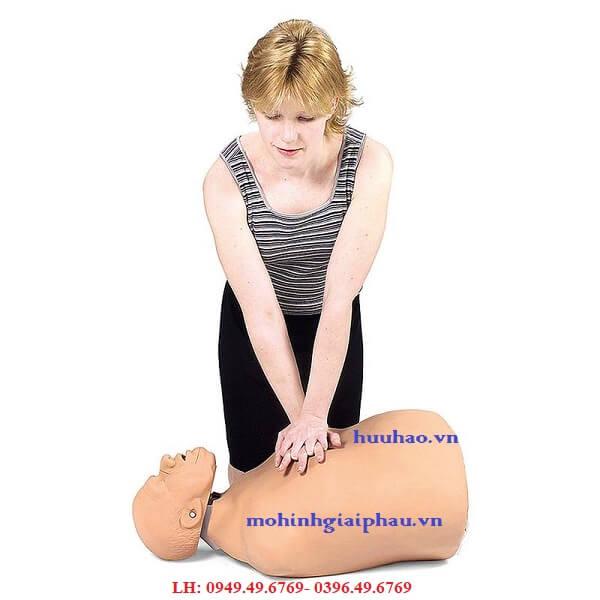 Mô hình thực hành sơ cấp cứu cho người béo phì