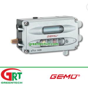 1434 | Gemu 1434 | Bộ điều khiển vị trí van Gemu 1434 | Gemu Vietnam