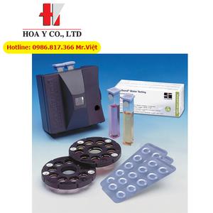147030 CHECKIT® Comparator Chlorine KI, đo Chlorine HR (KI) T 10 - 300 mg/l Cl2