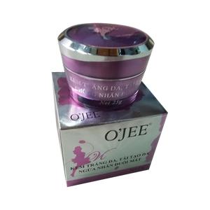 OJEE - Kem trắng da tái tạo - chống nhăn đuôi mắt