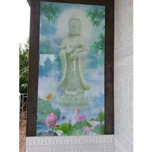 Bức Phật Bà Quan Âm tại Long An