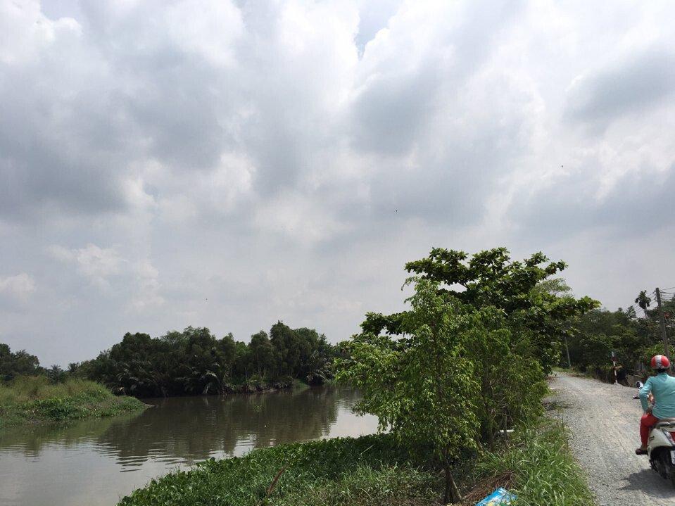 Bán Đất 4 MT Sông Cách Ngã 4 Bình Phước 700m Độc Nhất Vô Nhị Ốc Đảo Nhỏ