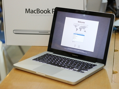 MacBook Pro 2012 - MD101 / 13