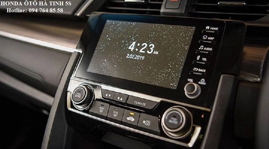 Honda Civic nhập khẩu mới - Honda Ôtô Hà Tĩnh 5S - Hotline: 0947648558 - Hình 15