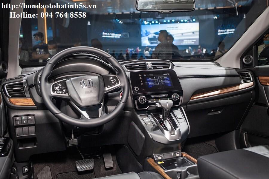 Honda CRV mới - Honda Ôtô Hà Tĩnh 5S - Hình 16