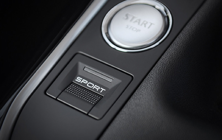 A close-up of a car's dashboardDescription automatically generated with low confidence