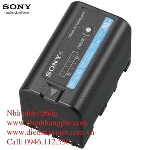 Pin (battery) máy quay Sony BP-U30 Lithium-Ion for PMW-EX1 Camcorder, INFO Func chính hãng original