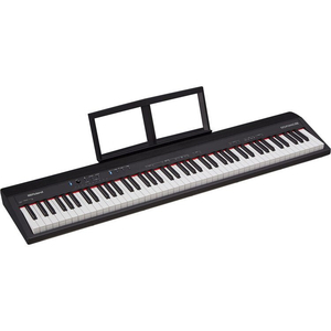 Roland GO:PIANO88 88-Note Digital Piano with Onboard Bluetooth Speakers
