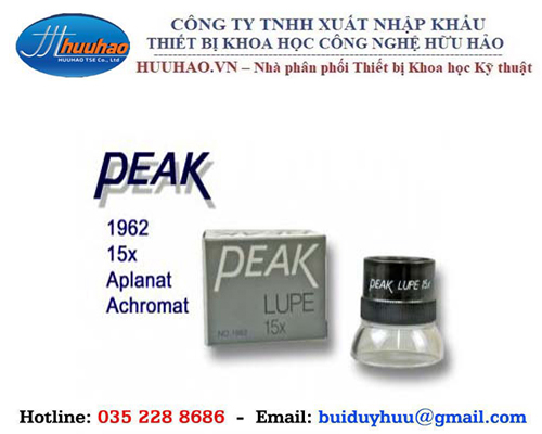 Kính lúp Peak 1962 - 15x