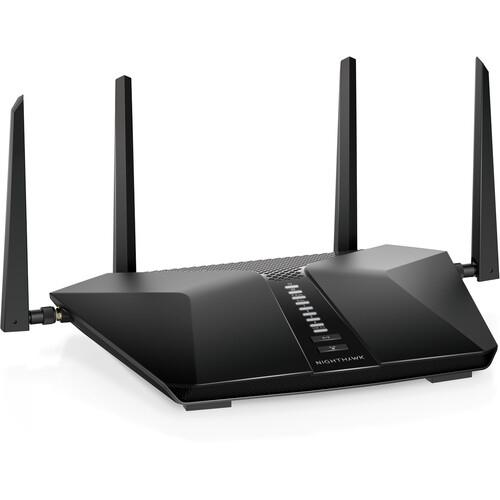 Bộ phát wifi Netgear Nighthawk AX6 AX5400 Wireless Dual-Band Gigabit Router