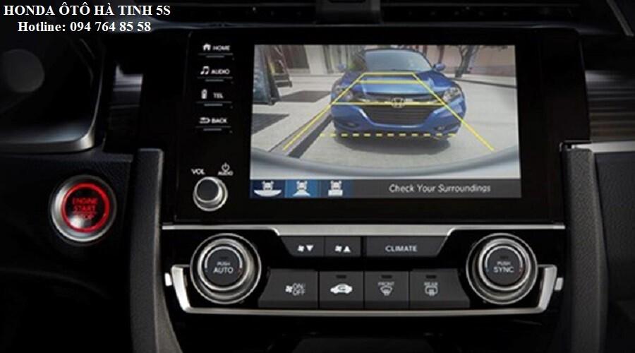 Honda Civic nhập khẩu mới - Honda Ôtô Hà Tĩnh 5S - Hotline: 0947648558 - Hình 16