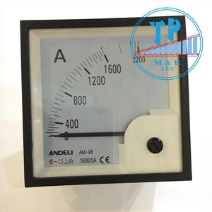 Đồng hồ Ampe 1600/5A
