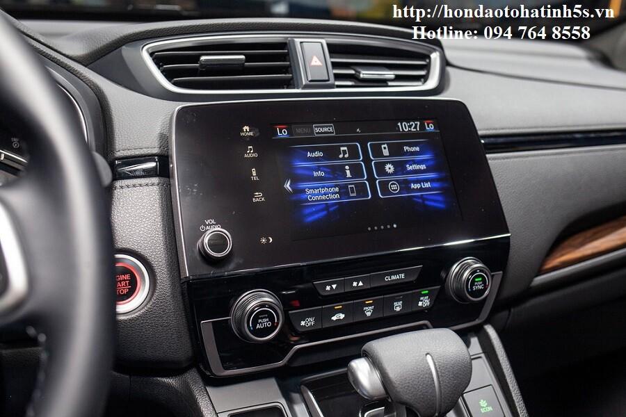 Honda CRV mới - Honda Ôtô Hà Tĩnh 5S - Hình 18