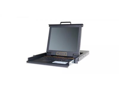 17 32 Port CAT5 LCD KVM Console - LC1732