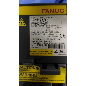 Sữa chữa servo Fanuc A06B-6240-H209 , Chuyên sửa Servo driver Fanuc A06B-6240-H209
